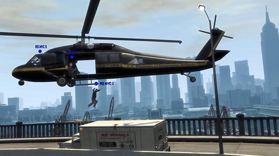 GTA IV screenshot 3