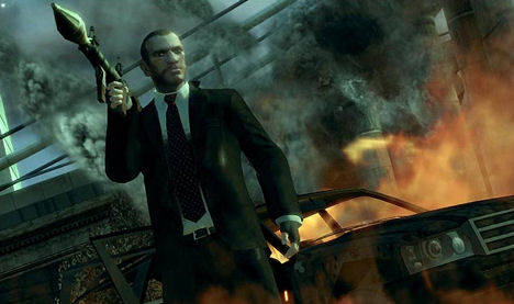 Download Grand Theft Auto IV Full Highly Compressed