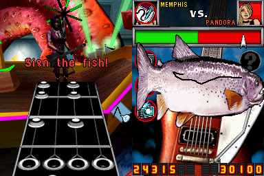 Guitar Hero On Tour screenshot 3