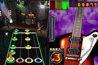 Guitar Hero: On Tour screenshot 1