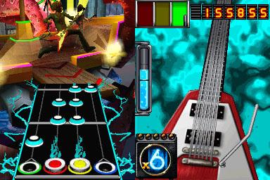 Guitar Hero On Tour screenshot 4