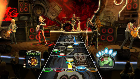 Guitar Hero: Aerosmith screenshot 4