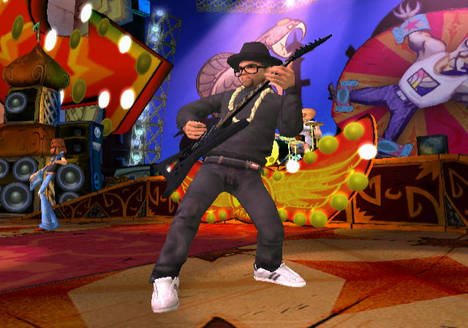 Guitar Hero: Aerosmith screenshot 2