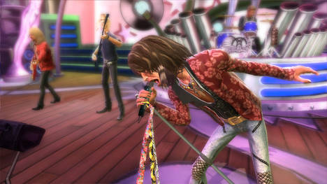 Guitar Hero: Aerosmith screenshot 3