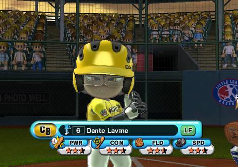 Little League World Series Baseball 2008 screenshot 1