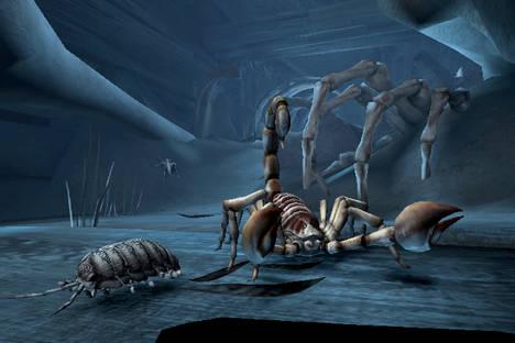 Deadly Creatures screenshot 2