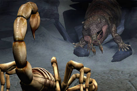 Deadly Creatures screenshot 1