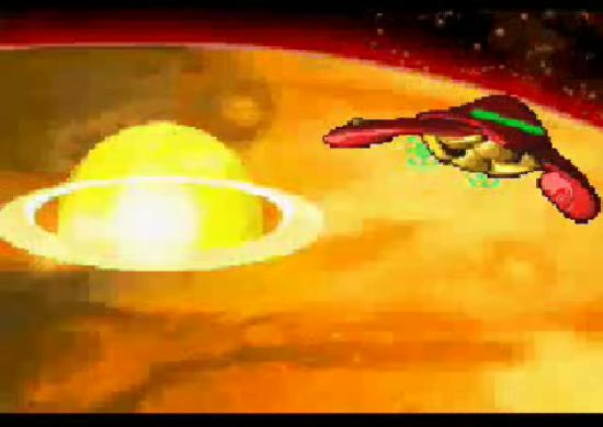 Metroid: Zero Mission first ending