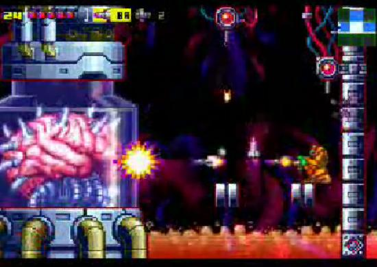 Metroid: Zero Mission Mother Brain