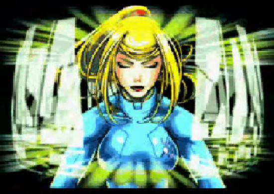 Metroid: Zero Mission Samus is a woman