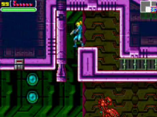 Metroid: Zero Mission stealth