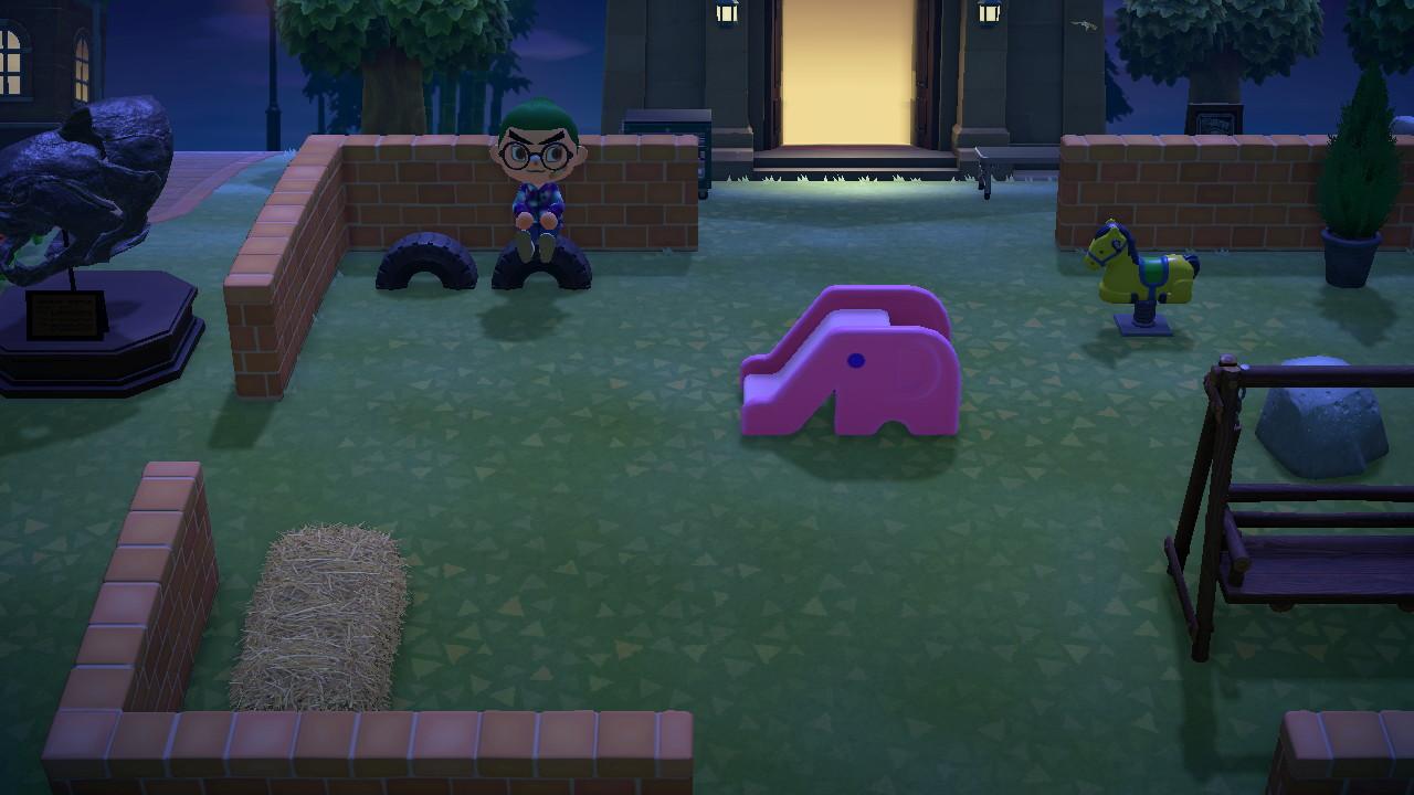 Animal Crossing New Horizons Playground