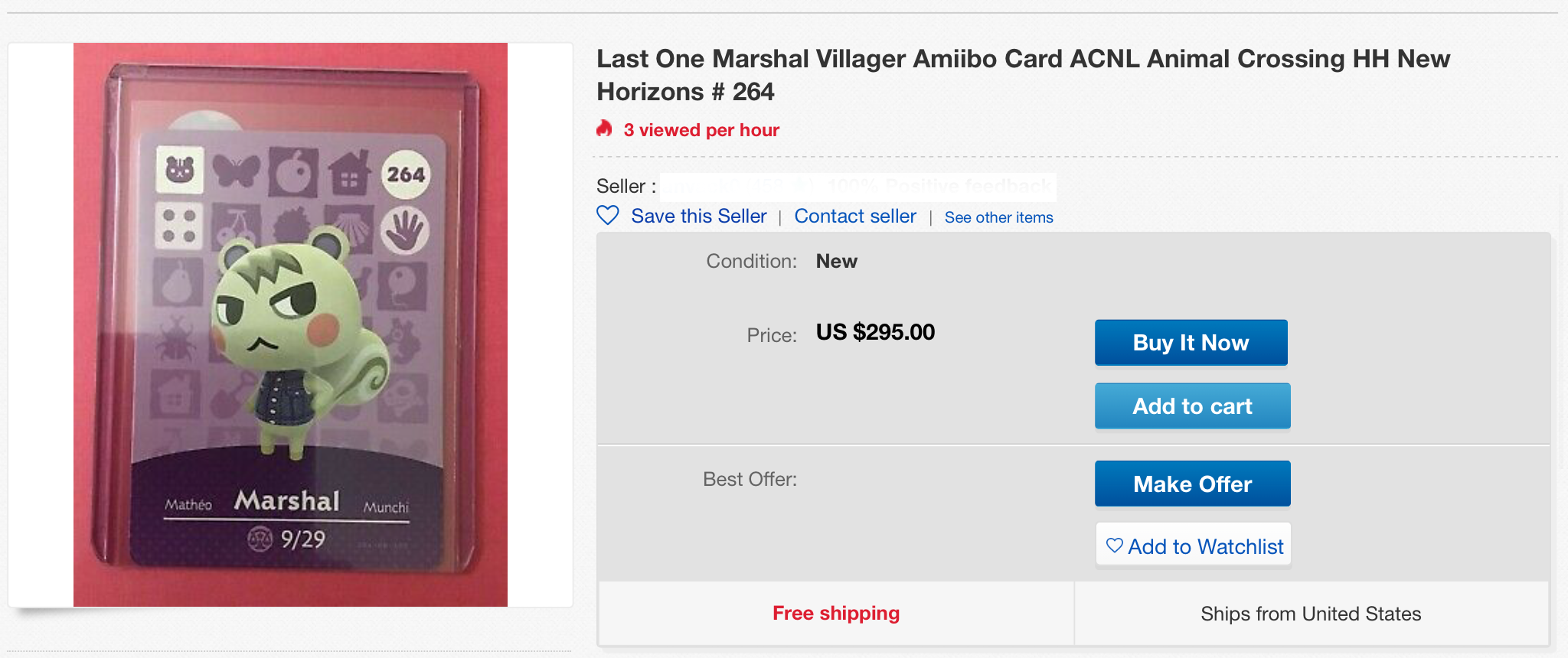 People on eBay are asking insane prices for these Animal Crossing ...