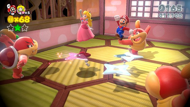 the glorious campaign of princess peach