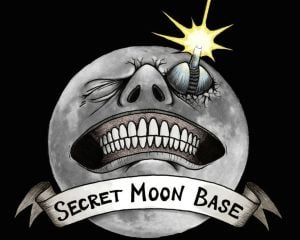 Secret Moon Base