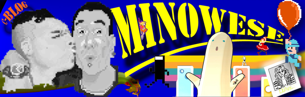 Minowese blog header photo