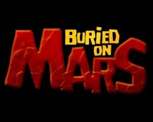 Buried On Mars