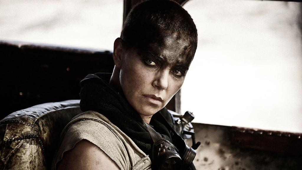 Furiosa from Mad Max: Fury Road.