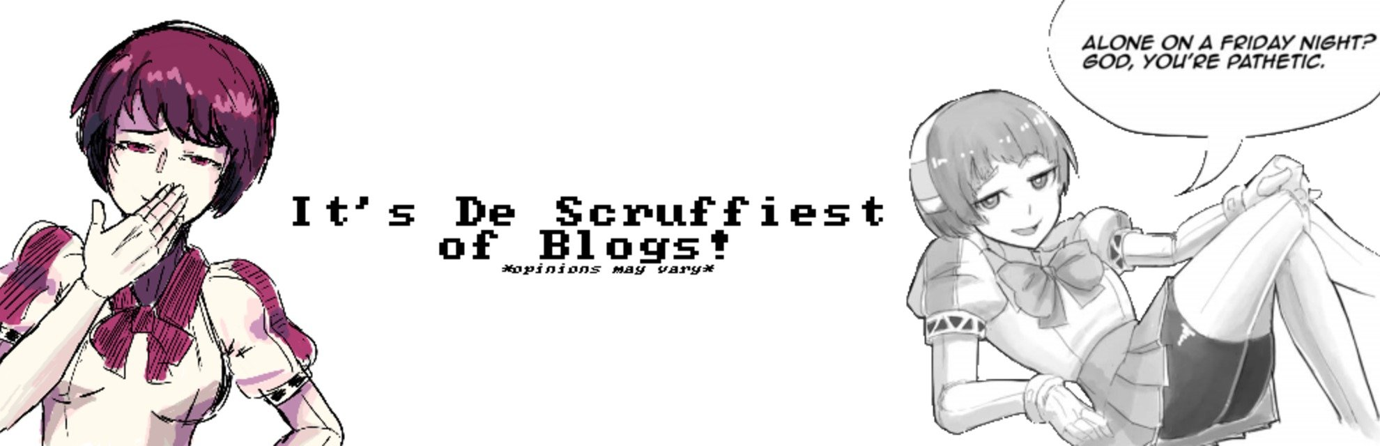 DeScruff blog header photo
