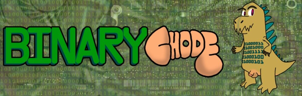 Binary Chode blog header photo