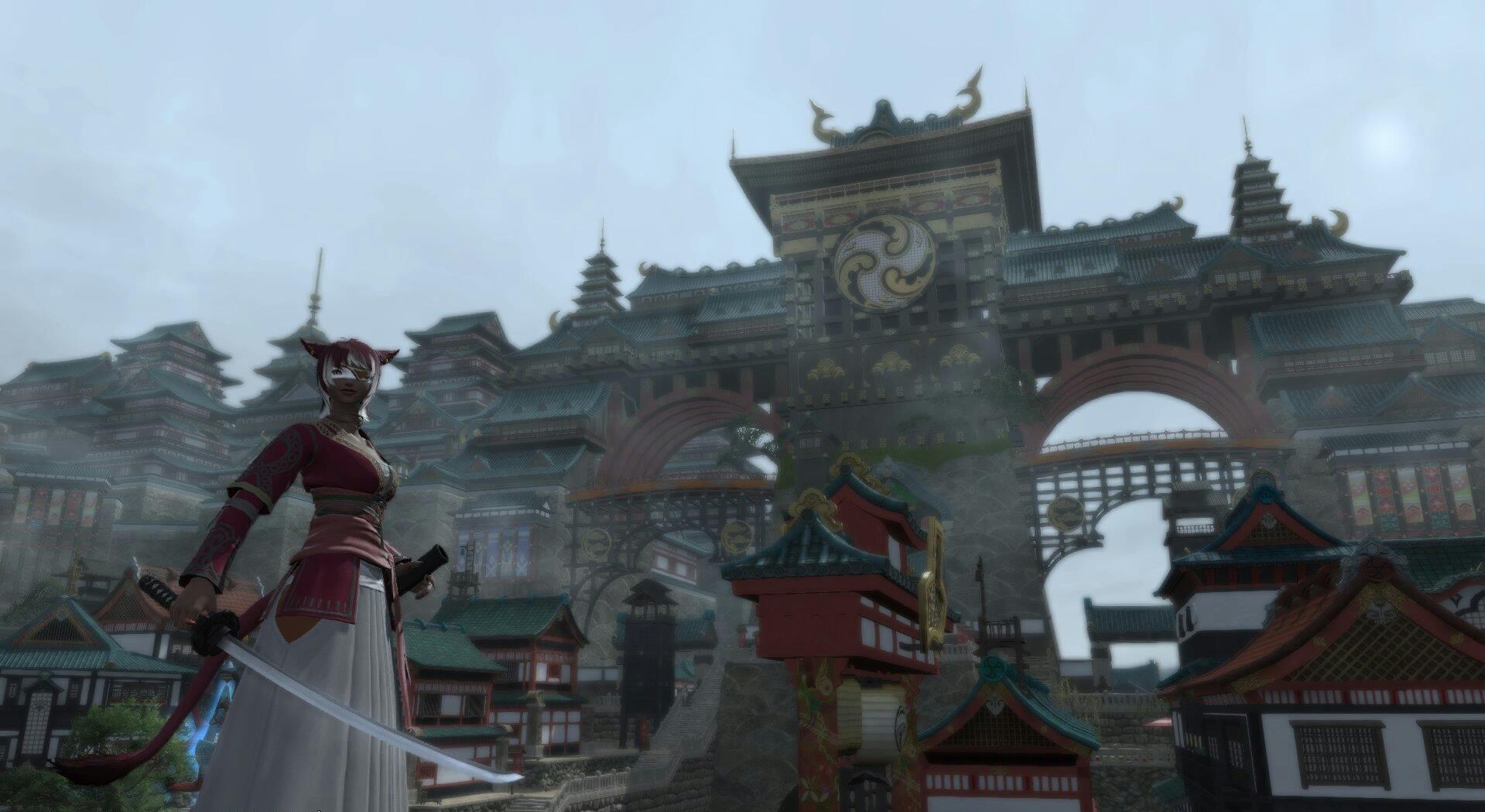 A second opinion on Final Fantasy XIV: Stormblood