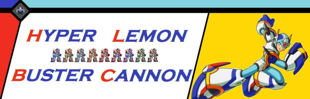 Hyper Lemon Buster Cannon blog header photo