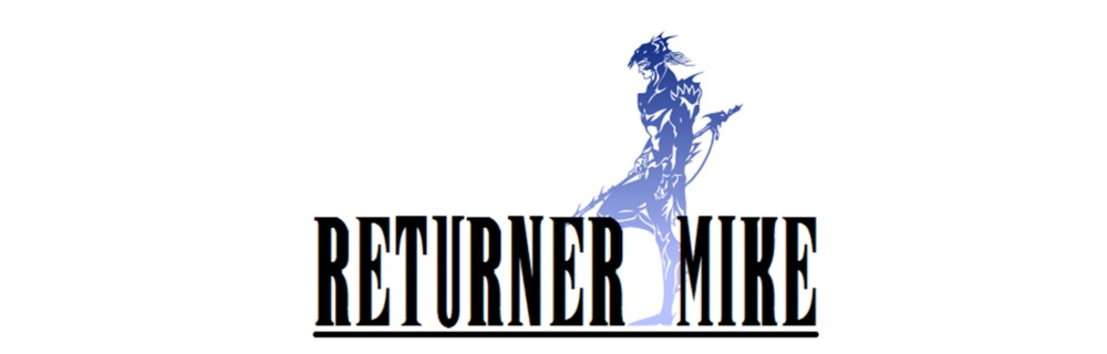 Returner Mike blog header photo