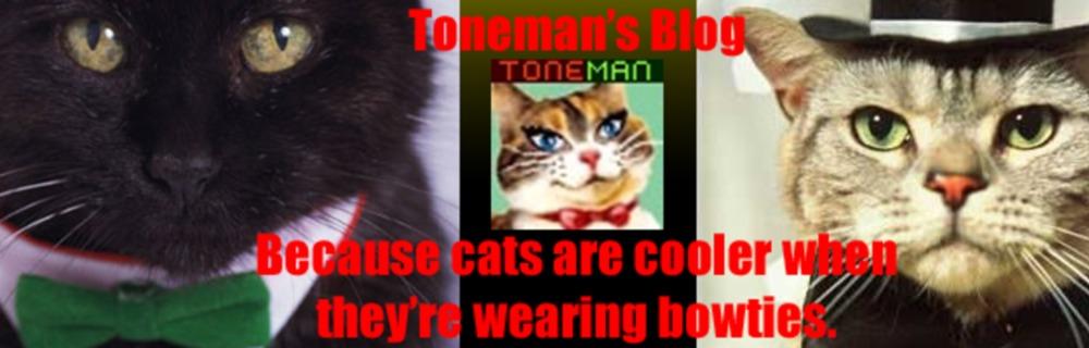 Toneman blog header photo