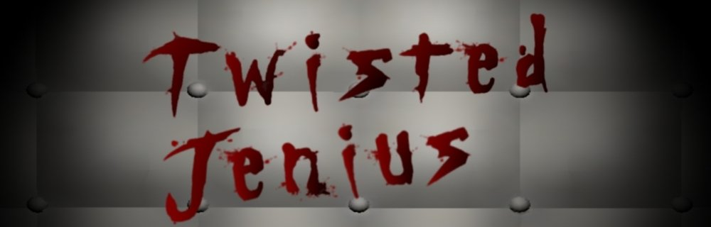 Twisted Jenius blog header photo