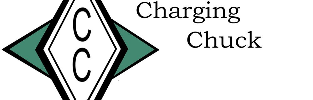 ChargingChuck blog header photo