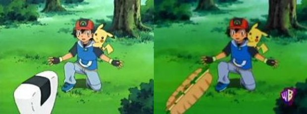 Resultado de imagen para pokemon censored