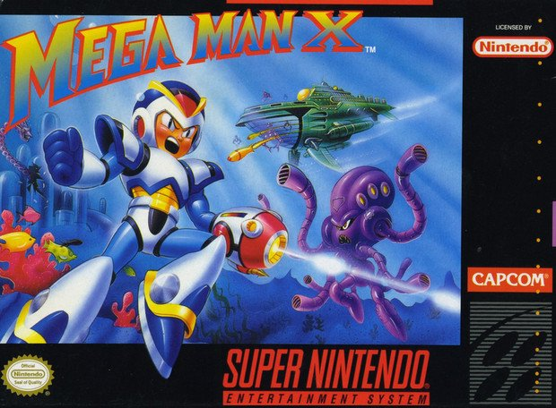 Fighting Robot, Mega Man!