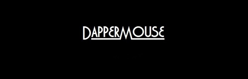 DapperMouse blog header photo