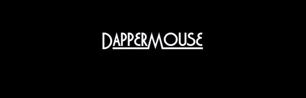 DapperMouse blog header photo