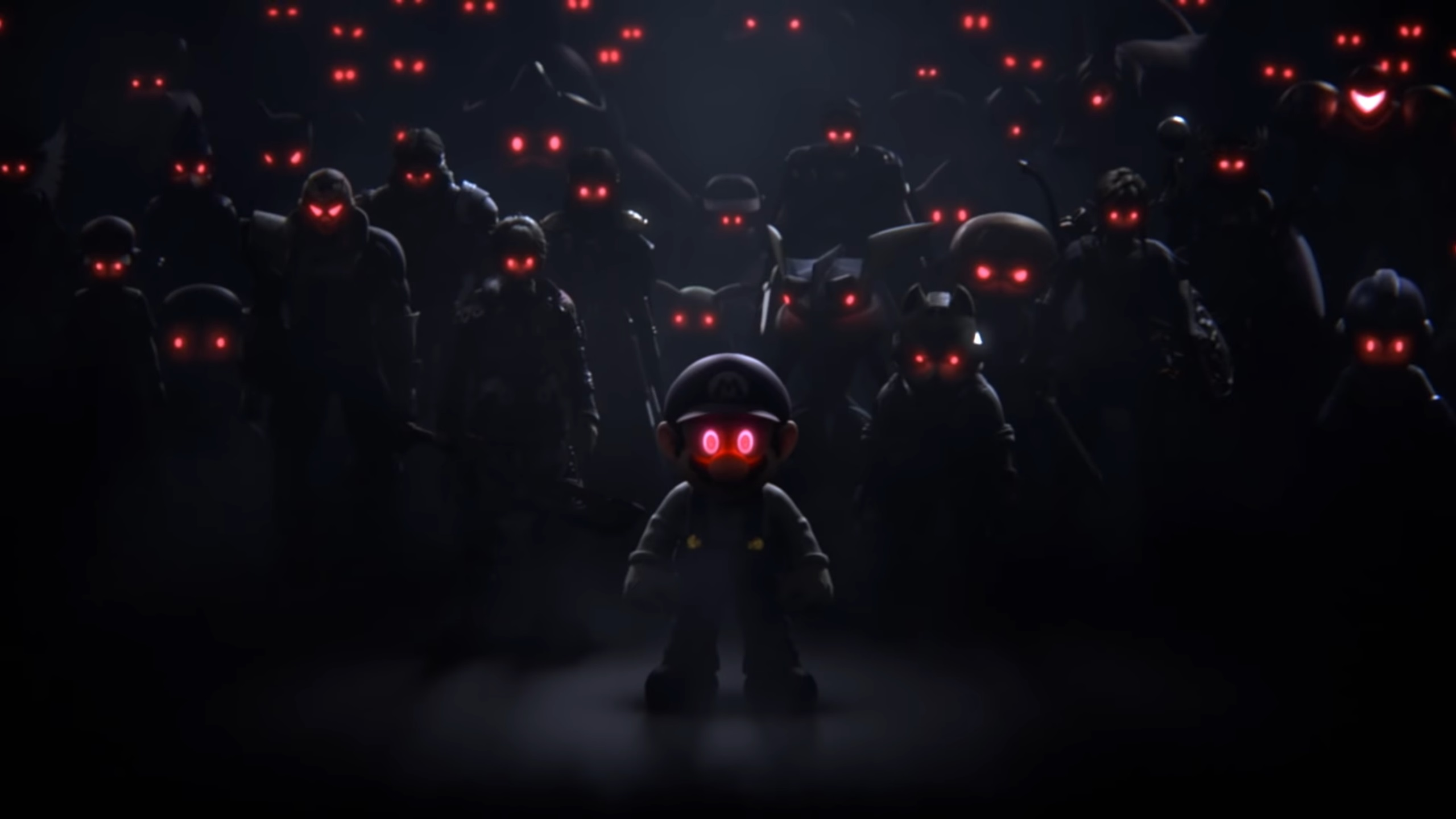 Army of Puppets in Smash