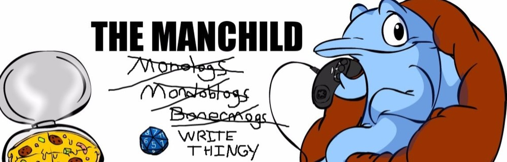 Manchild blog header photo