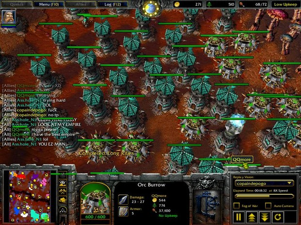 Community blog by terry 309 warcraft 3 tour guide episode 1 4v4rt ill admit i like to pretend to be this guy just for fun heck i was this guy at the start lol until i found the warcraft 3 world editor gumiabroncs Choice Image