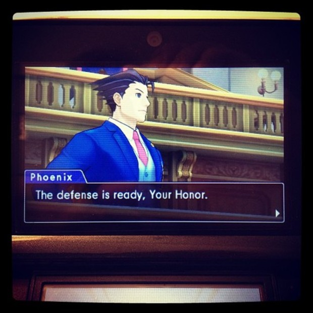 Ace Attorney Online The Virtual Turnabout