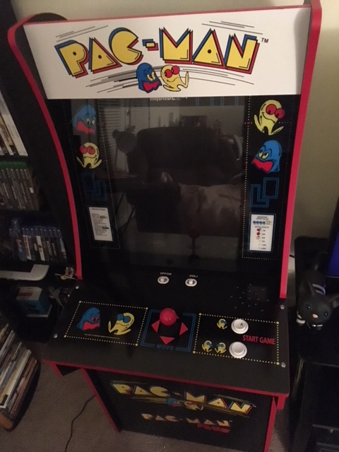 Finally Done! - Arcade 1UP