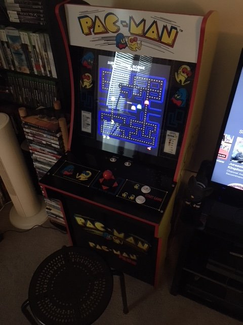Beautiful Pac-Man - Arcade 1UP
