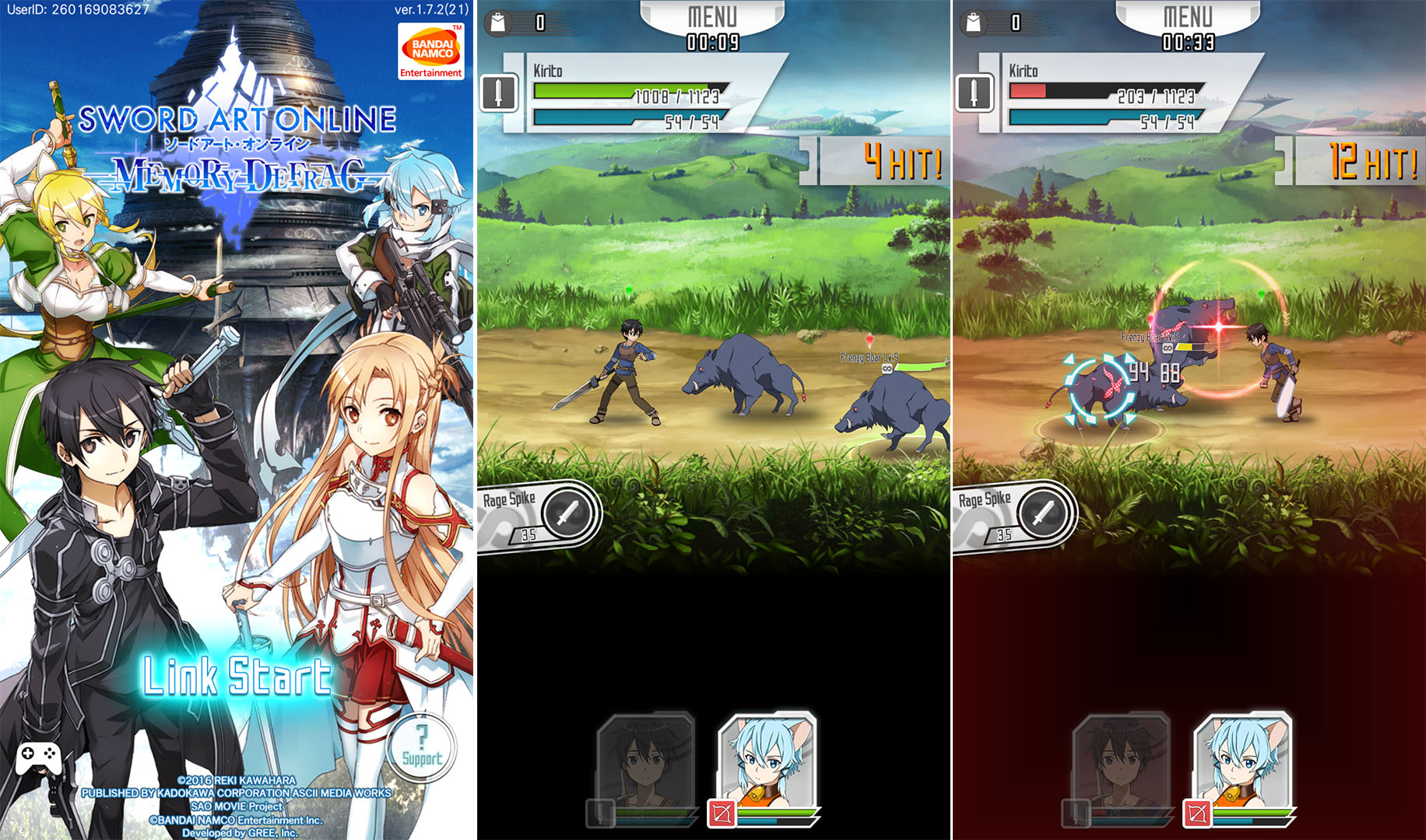 Free Download Sword Art Online Memory Defrag Android Full - Ronan Elektron