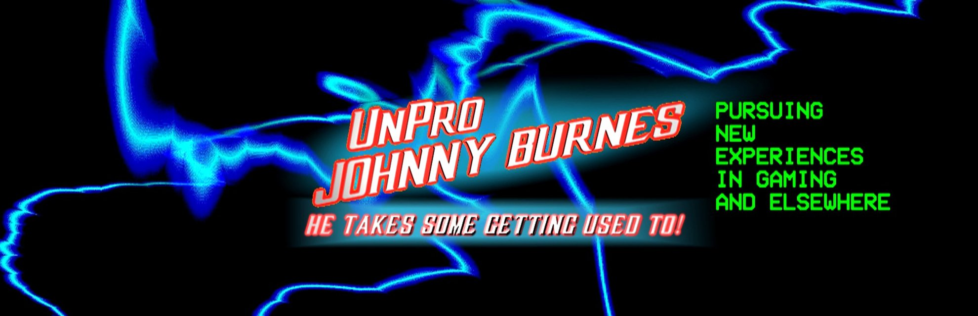 Johnny Burnes blog header photo