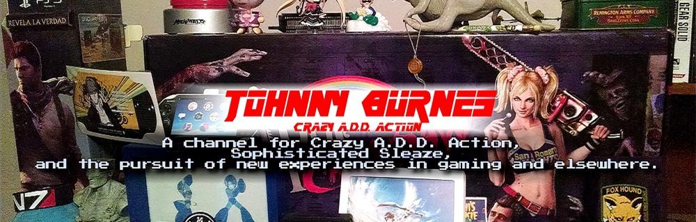 Johnny Burnes blog header photo