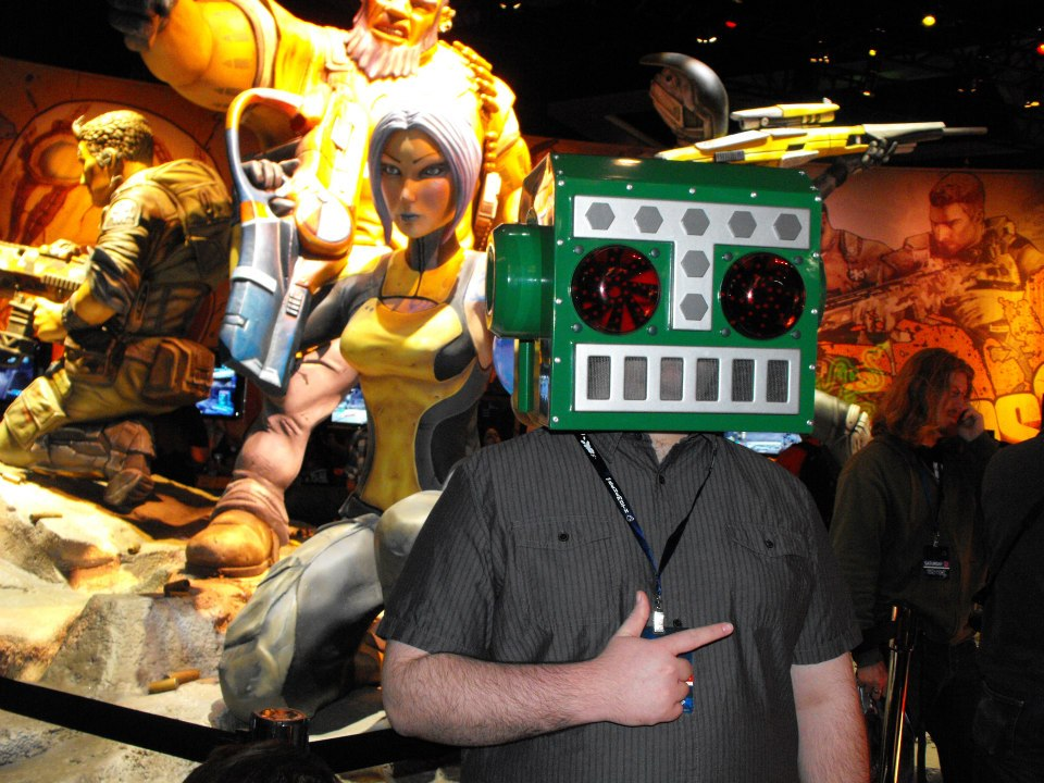 Mister Dtoid at PAX Prime 2012