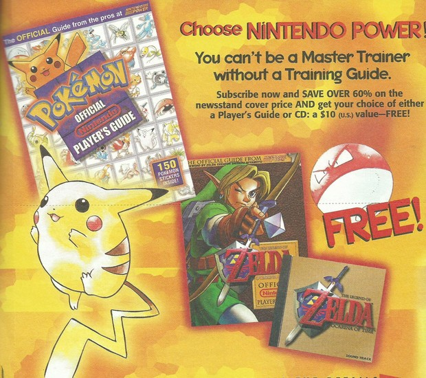 Pokemon Player's Guide