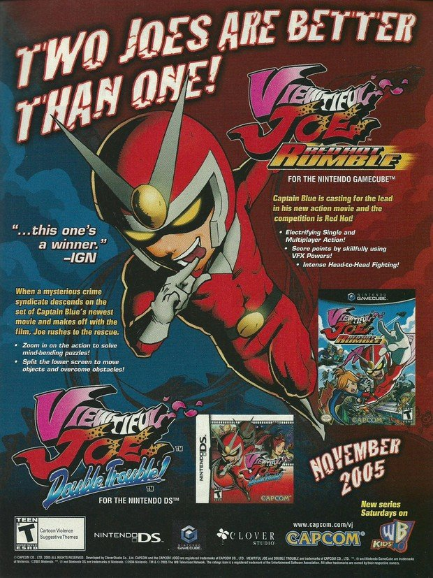 Viewtiful Joe Rumble