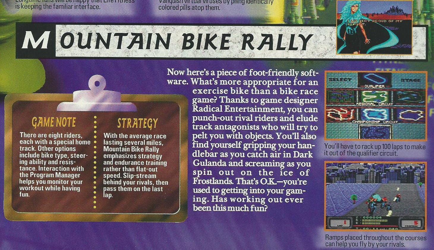 Mountain Bike Rally