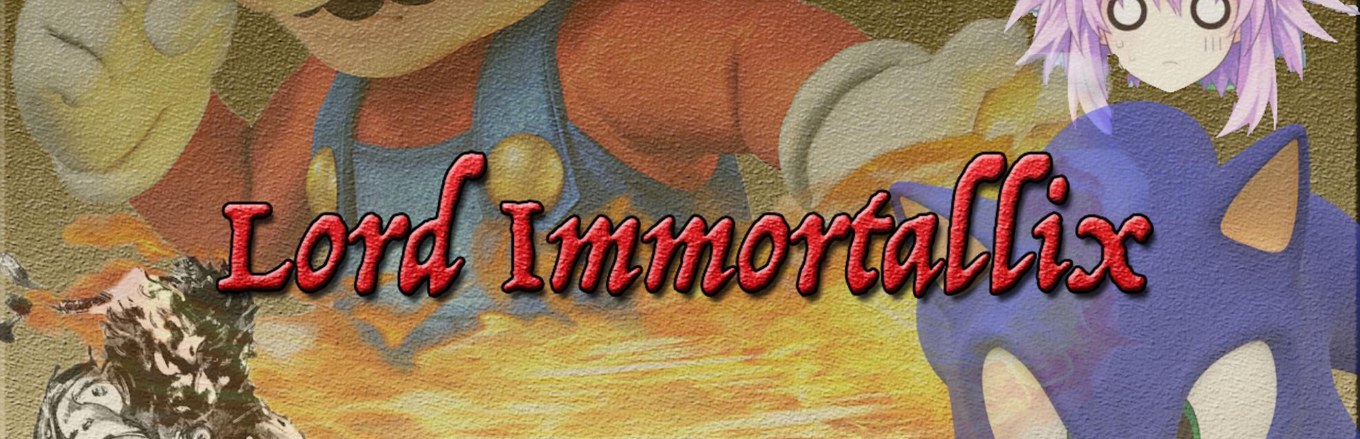Immortallix blog header photo