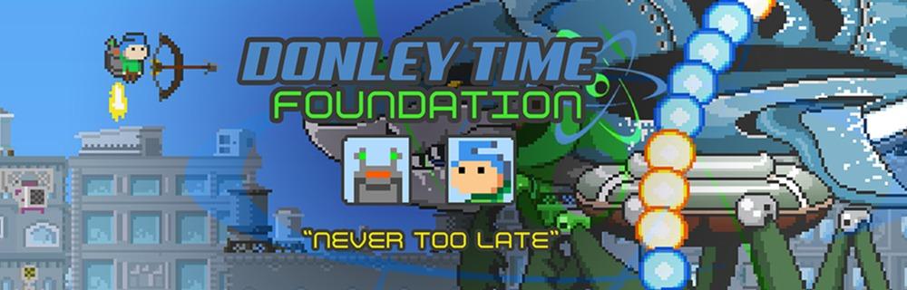 Donley Time blog header photo