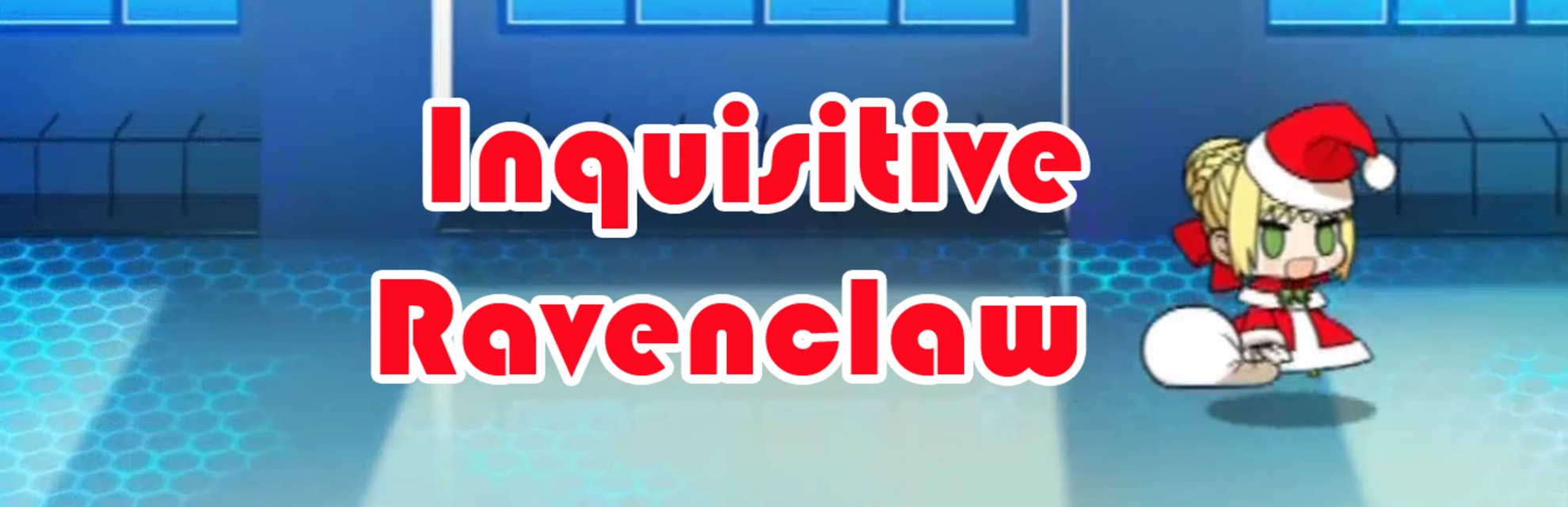 Inquisitive Ravencaw blog header photo